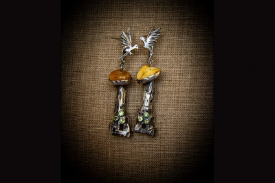 Earrings «Cappadocia»