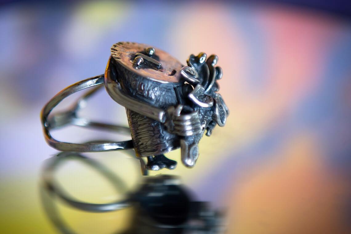 Кольцо «Антидепресант»