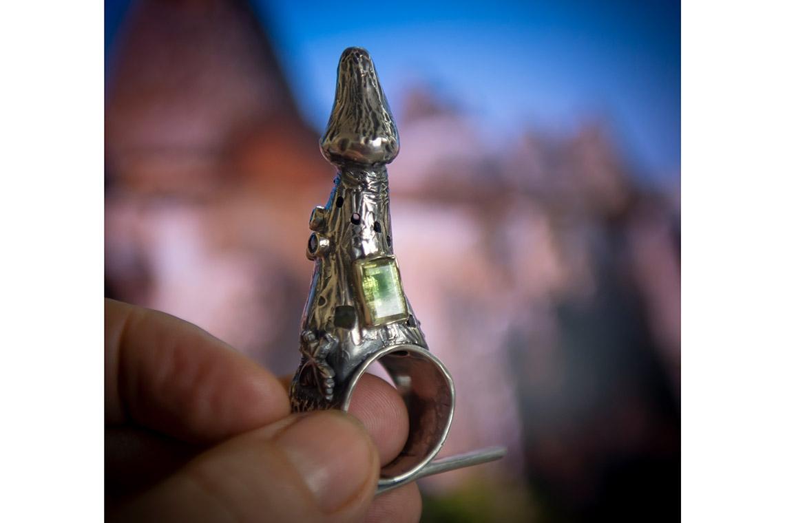 Ring «Cappadocia»